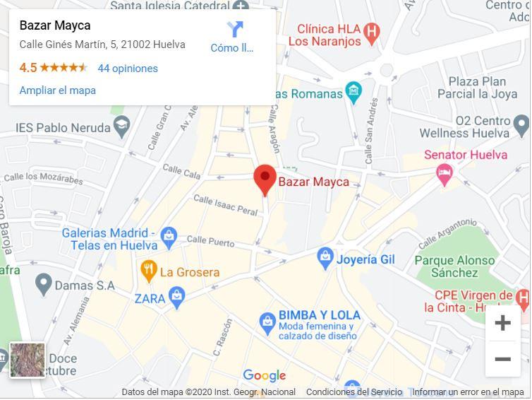 bazarmayca_localizacion